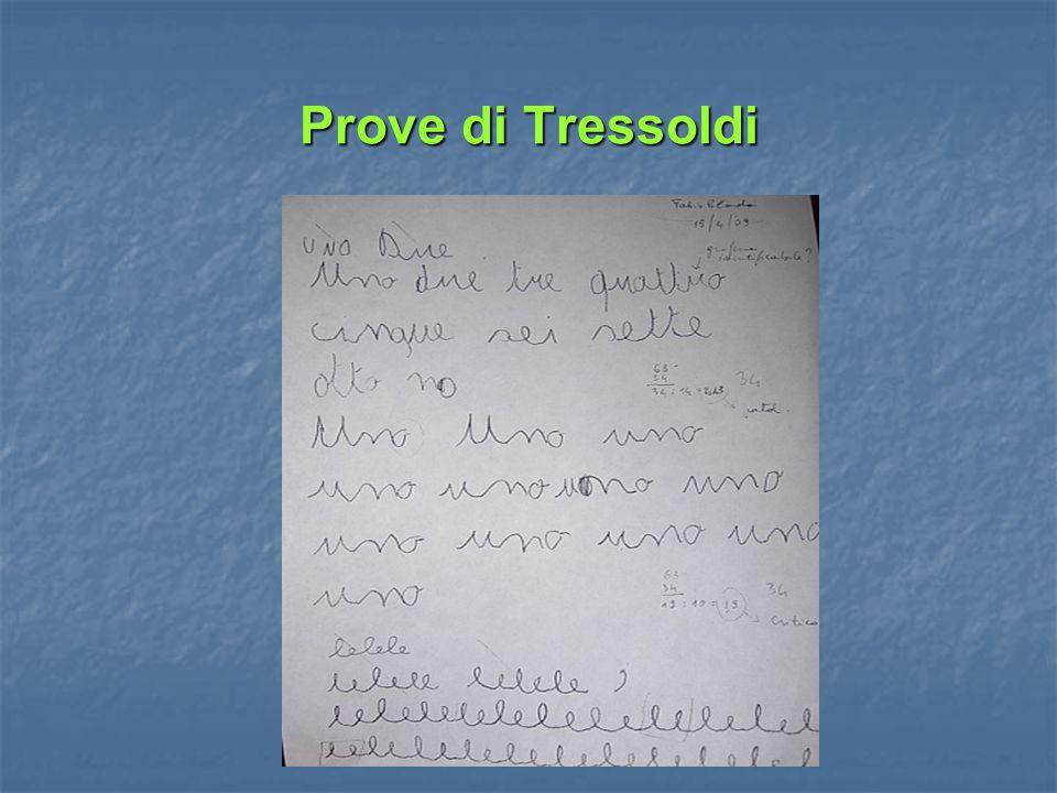 Prove di Tressoldi