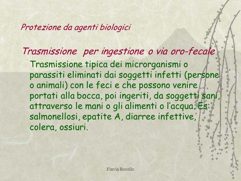Protezione da agenti biologici
