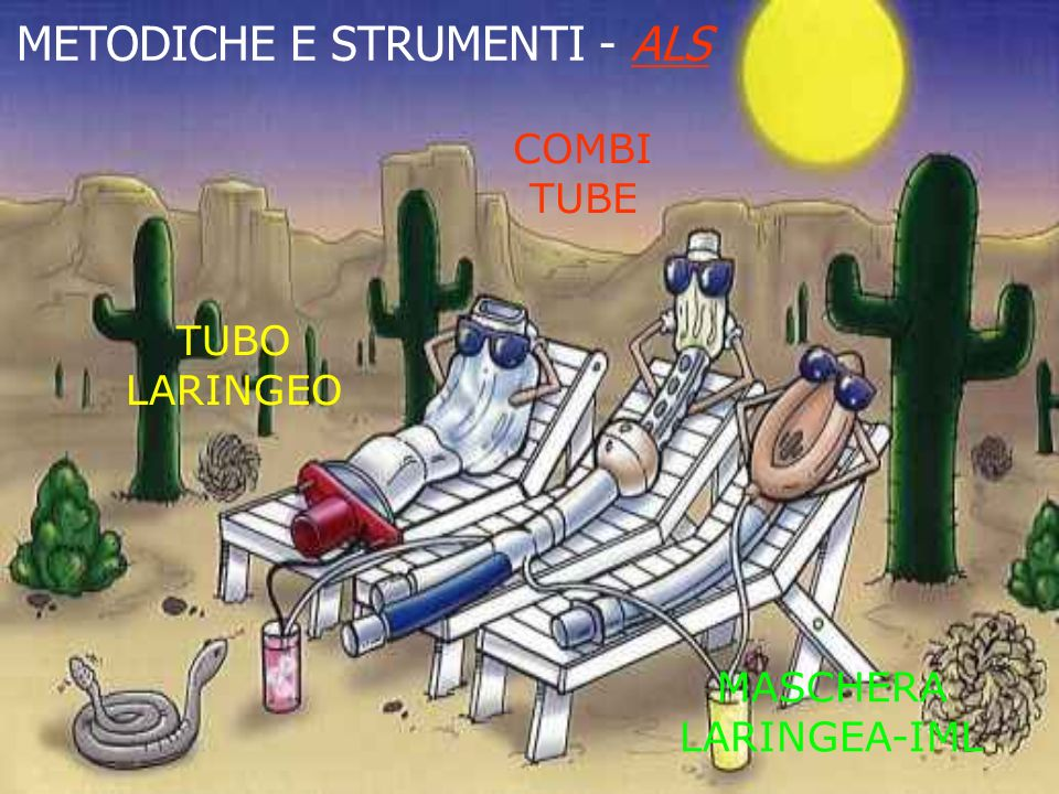 METODICHE E STRUMENTI - ALS