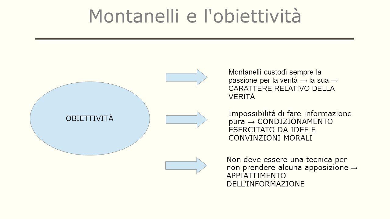 Montanelli e l obiettività