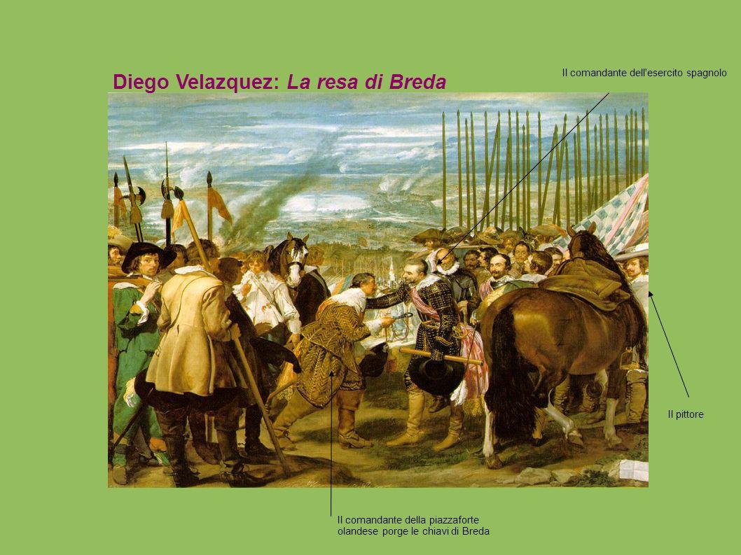 Diego Velazquez: La resa di Breda