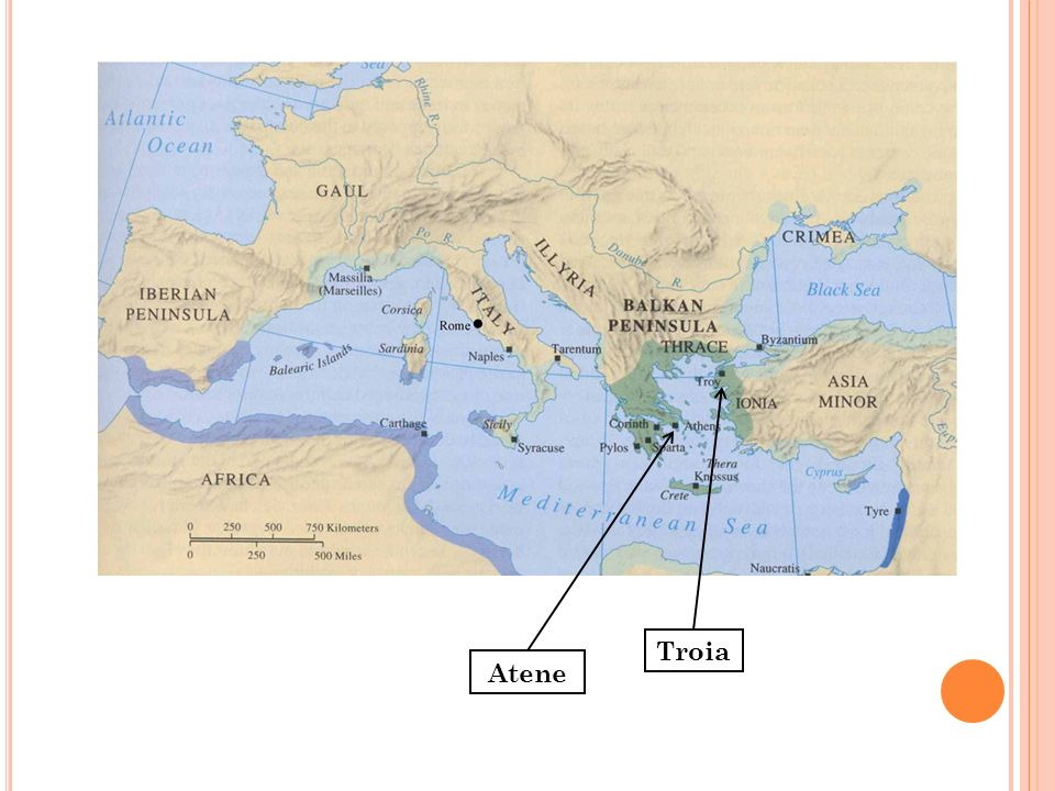 Troia Atene