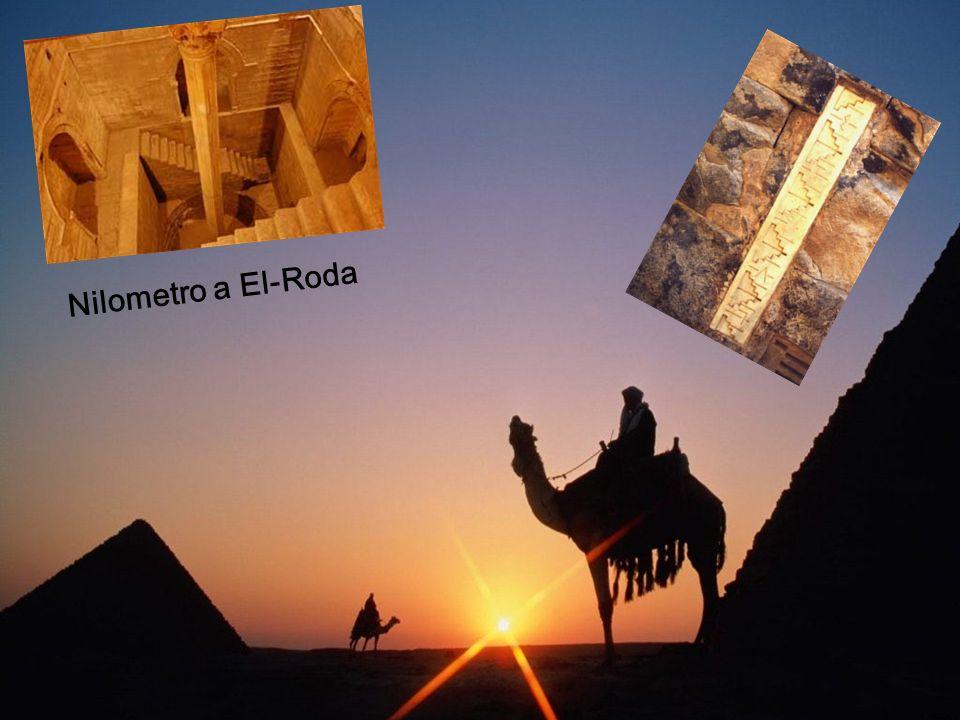 Nilometro a El-Roda