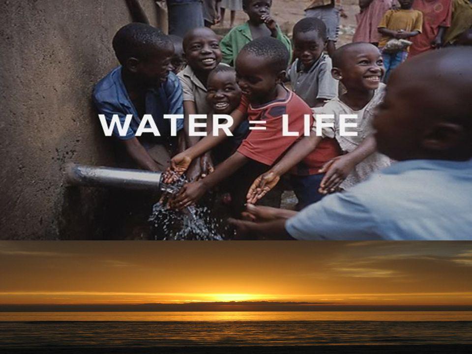L'acqua copre circa i 2/3 della superficie terrestre, solo 2,5% dell'acqua non è salata ma la maggior parte di essa si trova ai poli o nei ghiacciai perciò è per noi inutilizzabile.