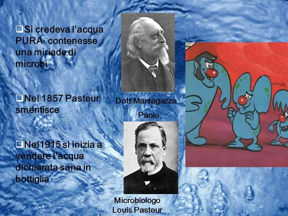Microbiologo Louis Pasteur