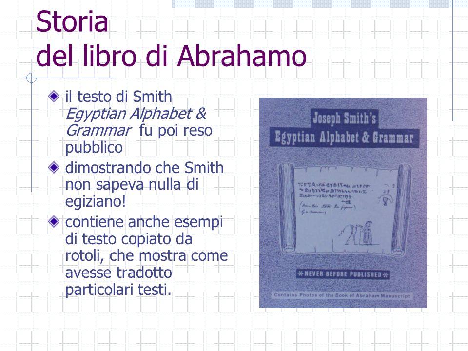 Storia del libro di Abrahamo