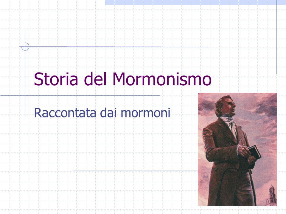 Raccontata dai mormoni