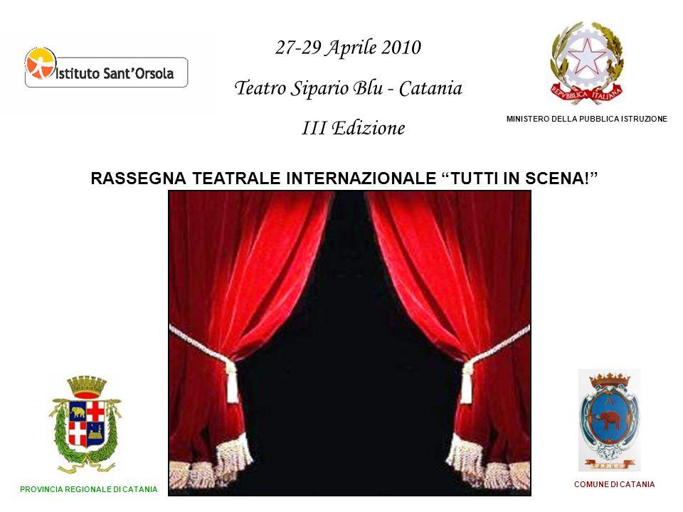 Teatro Sipario Blu - Catania