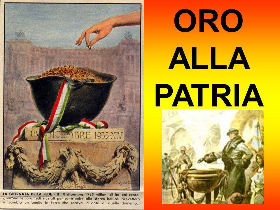 Il governo giallorosa di Giuseppi, Gigino e compagnia cantante - Pagina 5 ORO+ALLA+PATRIA