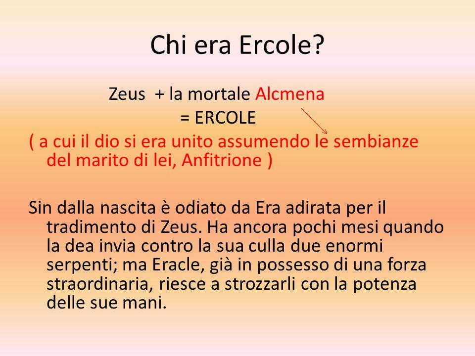 Chi era Ercole