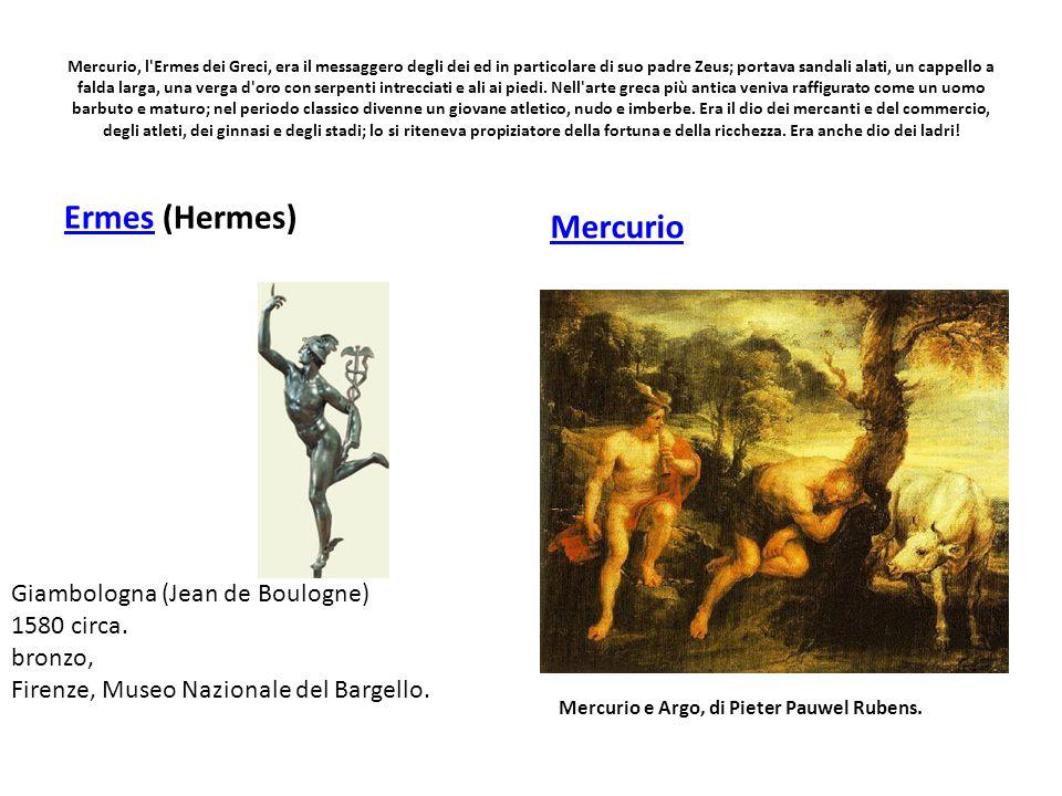 Ermes (Hermes) Mercurio