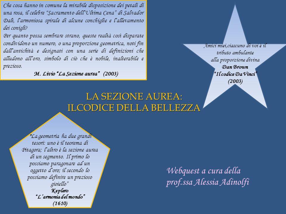 ILCODICE DELLA BELLEZZA