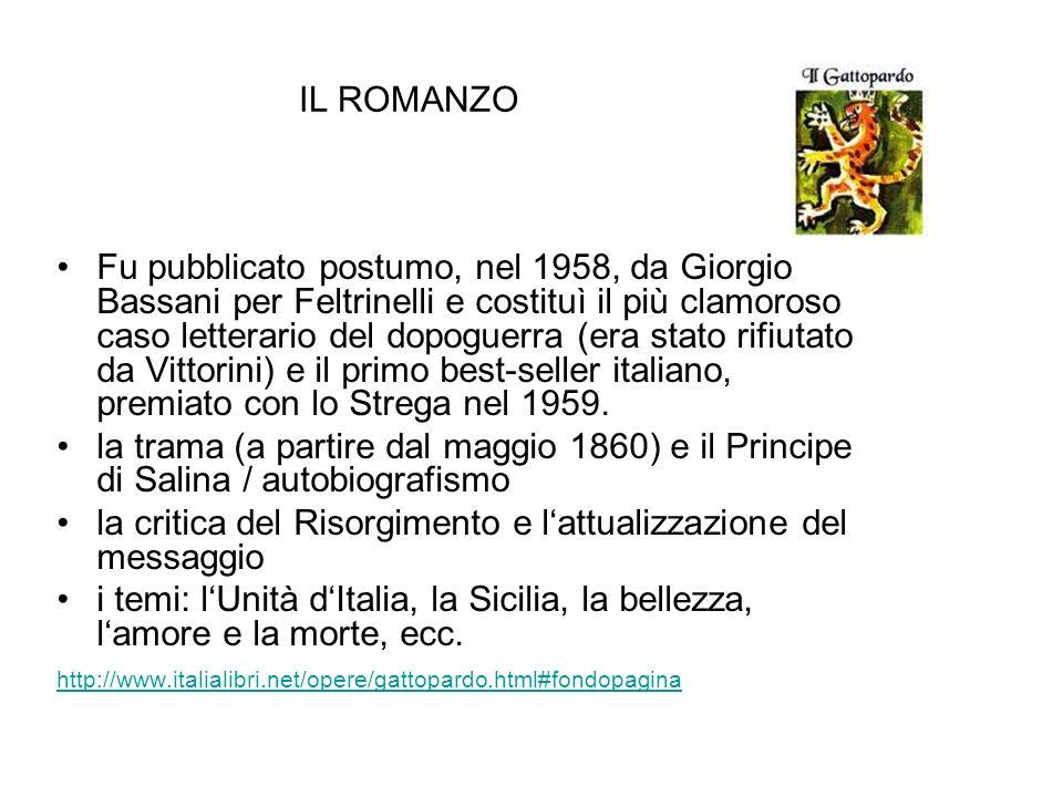 la critica del Risorgimento e l'attualizzazione del messaggio