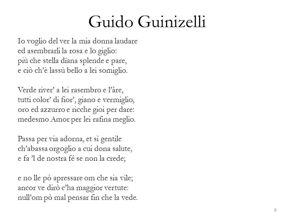 Guido Guinizelli