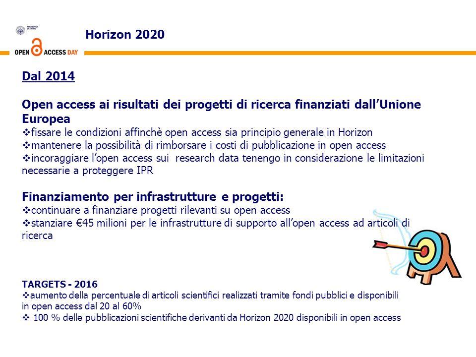 Finanziamento per infrastrutture e progetti: