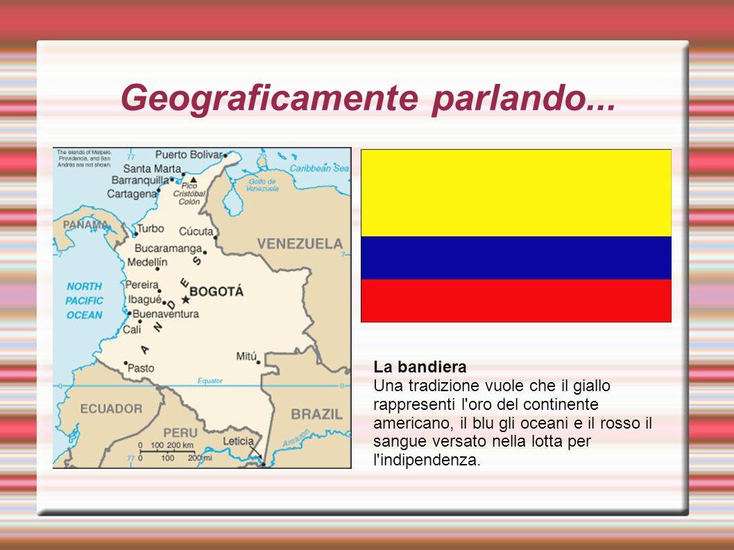 Geograficamente parlando...
