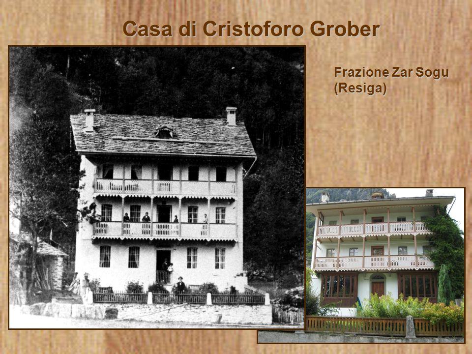 Casa di Cristoforo Grober