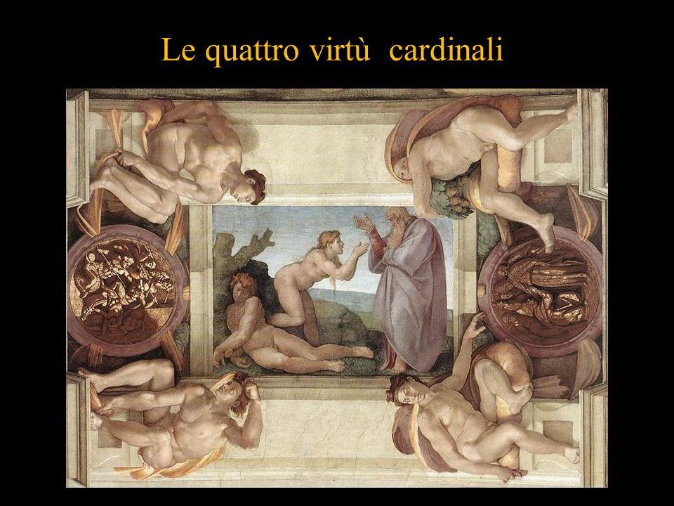 Le quattro virtù cardinali
