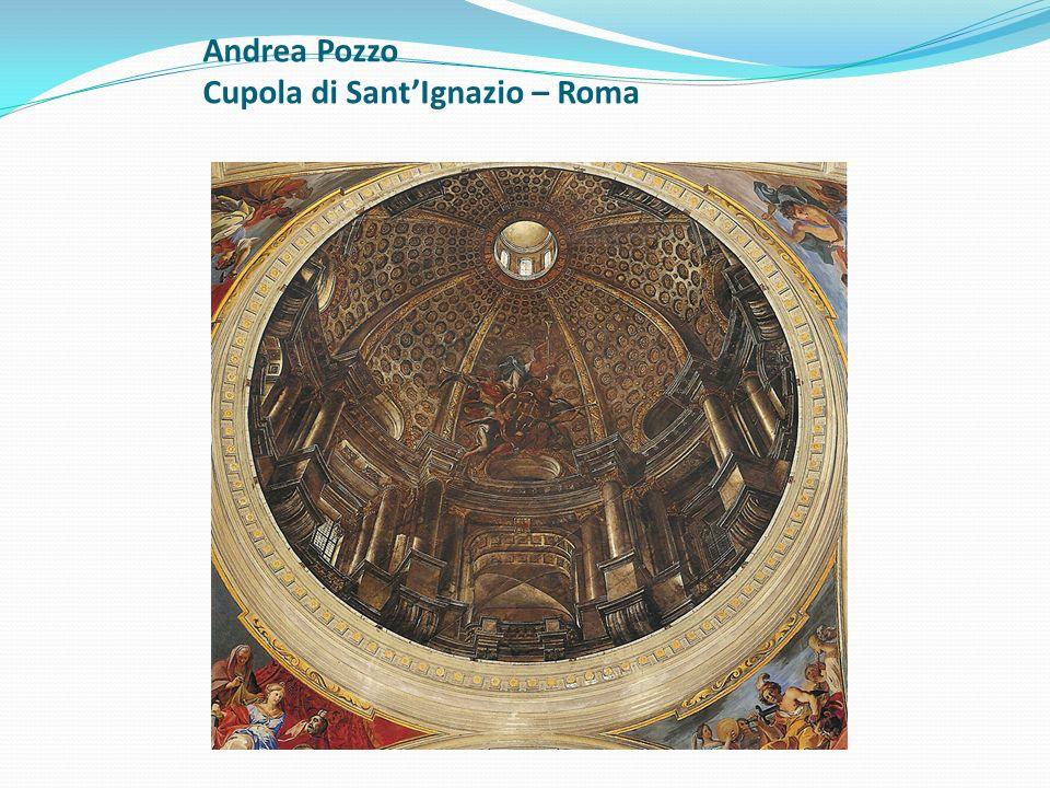 Andrea Pozzo Cupola di Sant'Ignazio – Roma