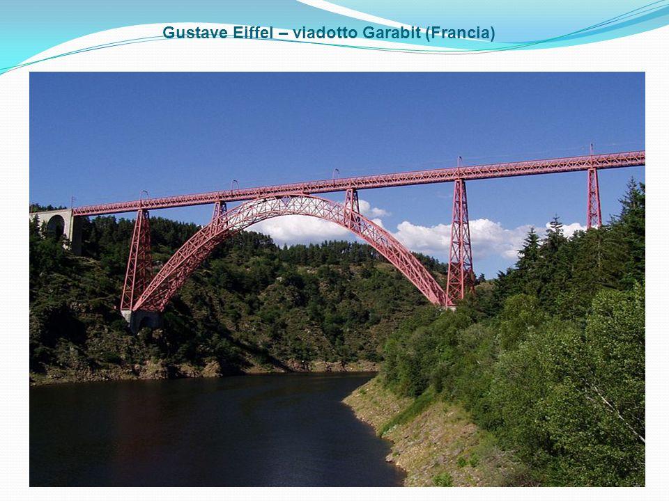 Gustave Eiffel – viadotto Garabit (Francia)