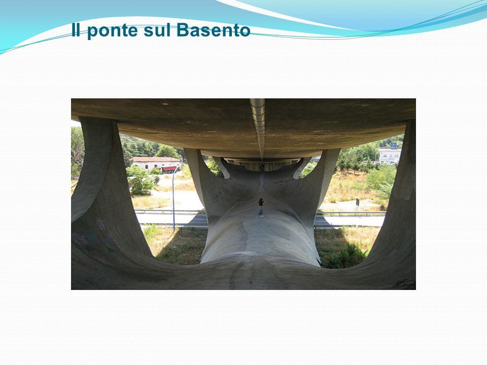 Il ponte sul Basento