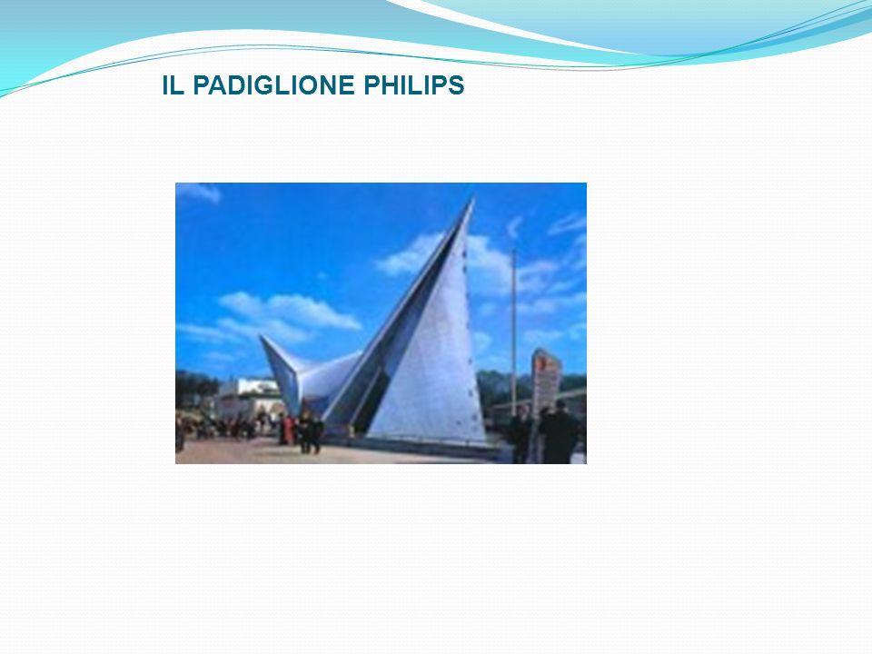 IL PADIGLIONE PHILIPS