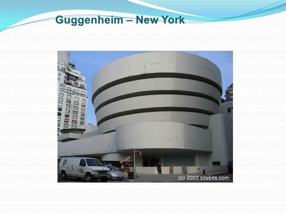 Guggenheim – New York