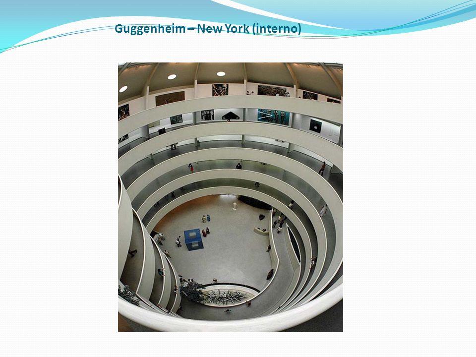Guggenheim – New York (interno)