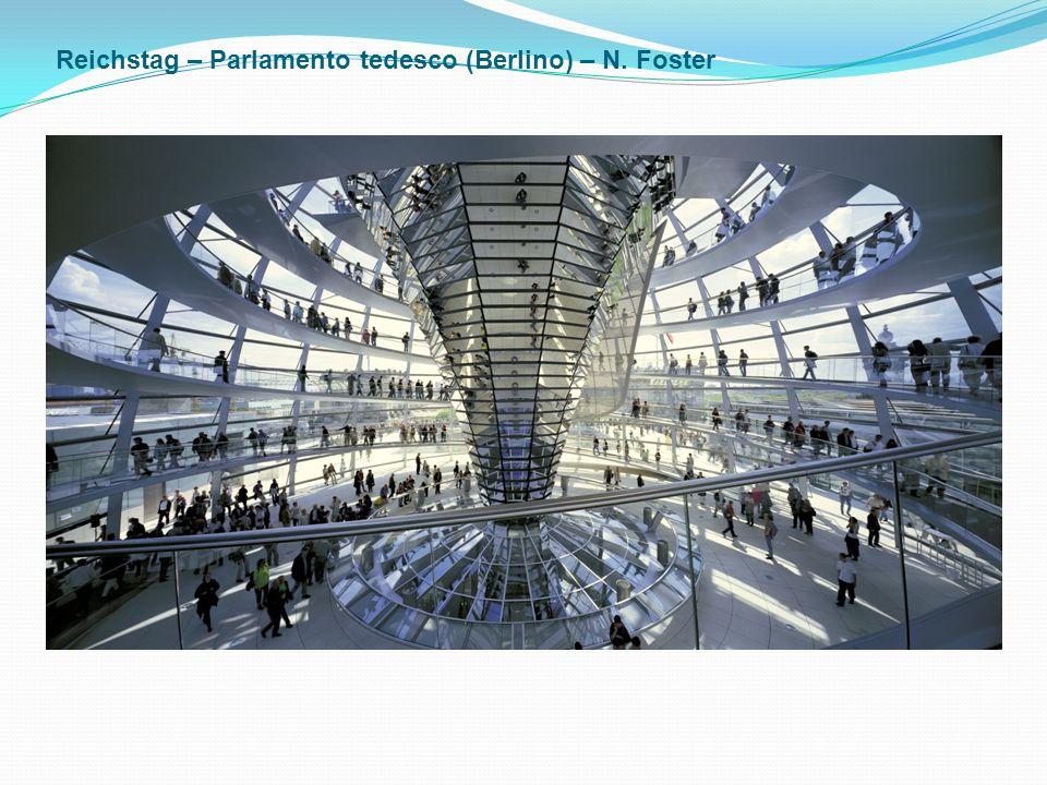 Reichstag – Parlamento tedesco (Berlino) – N. Foster