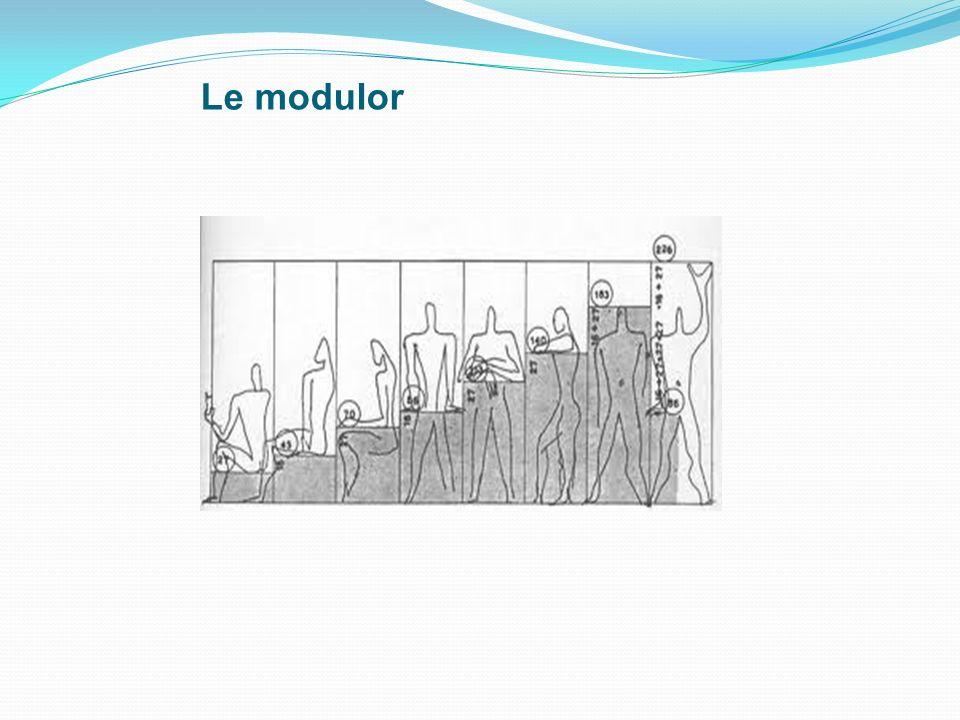 Le modulor