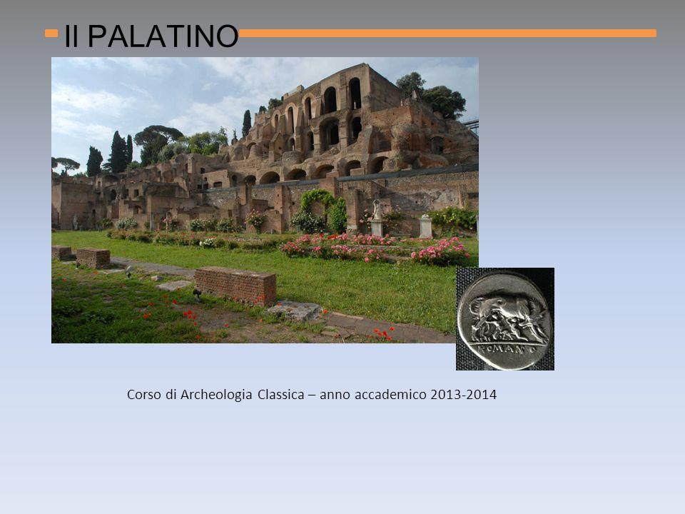 Corso di Archeologia Classica – anno accademico 2013-2014