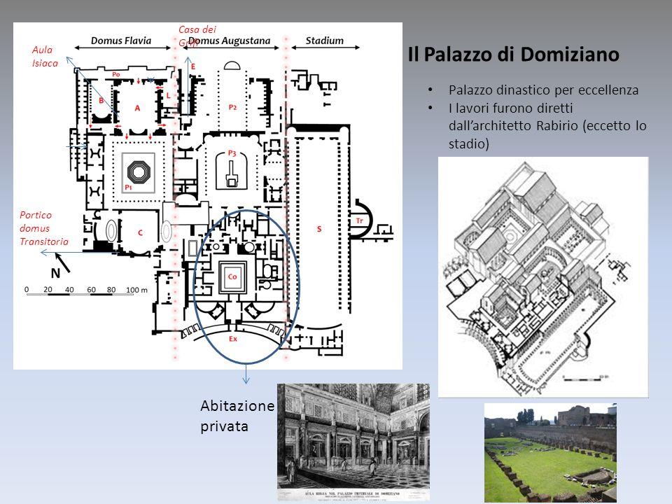 Il Palazzo di Domiziano