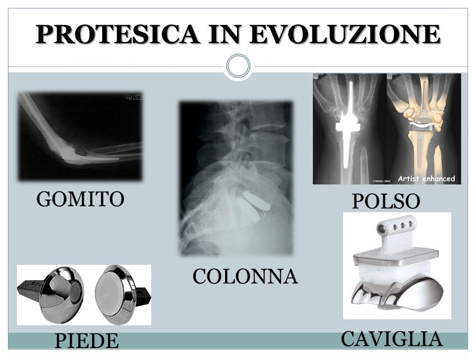 PROTESICA IN EVOLUZIONE