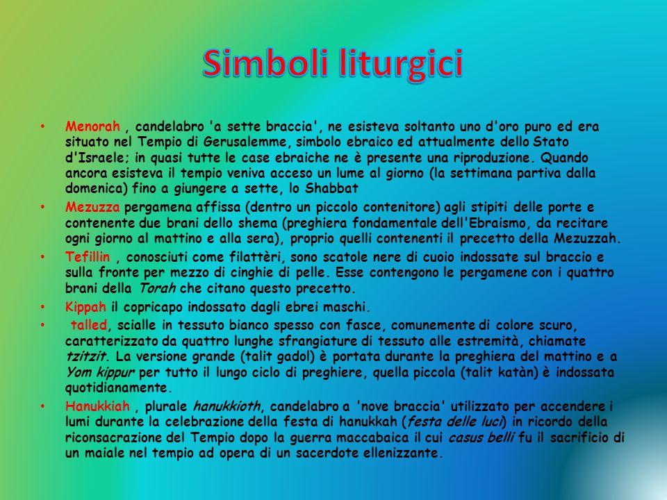 Simboli liturgici