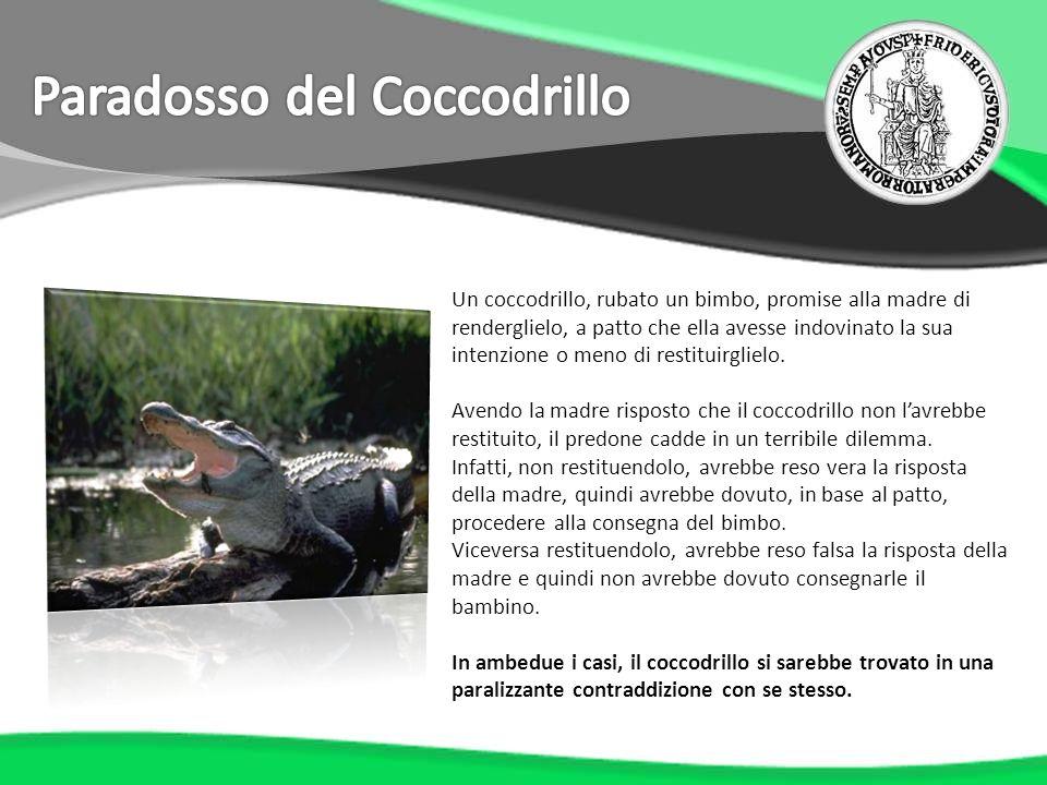 Paradosso del Coccodrillo