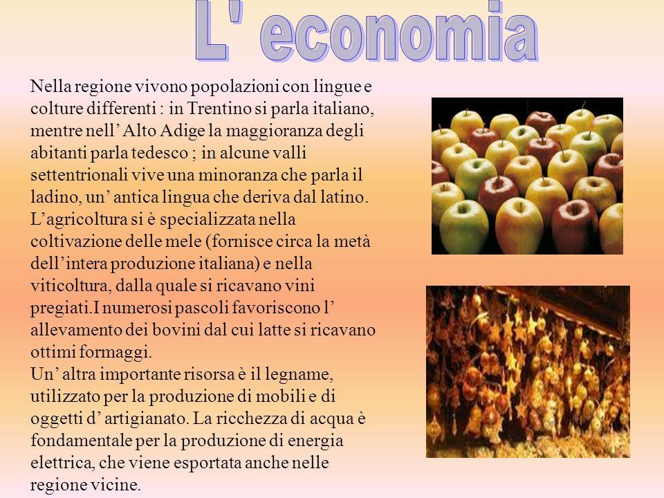 L economia