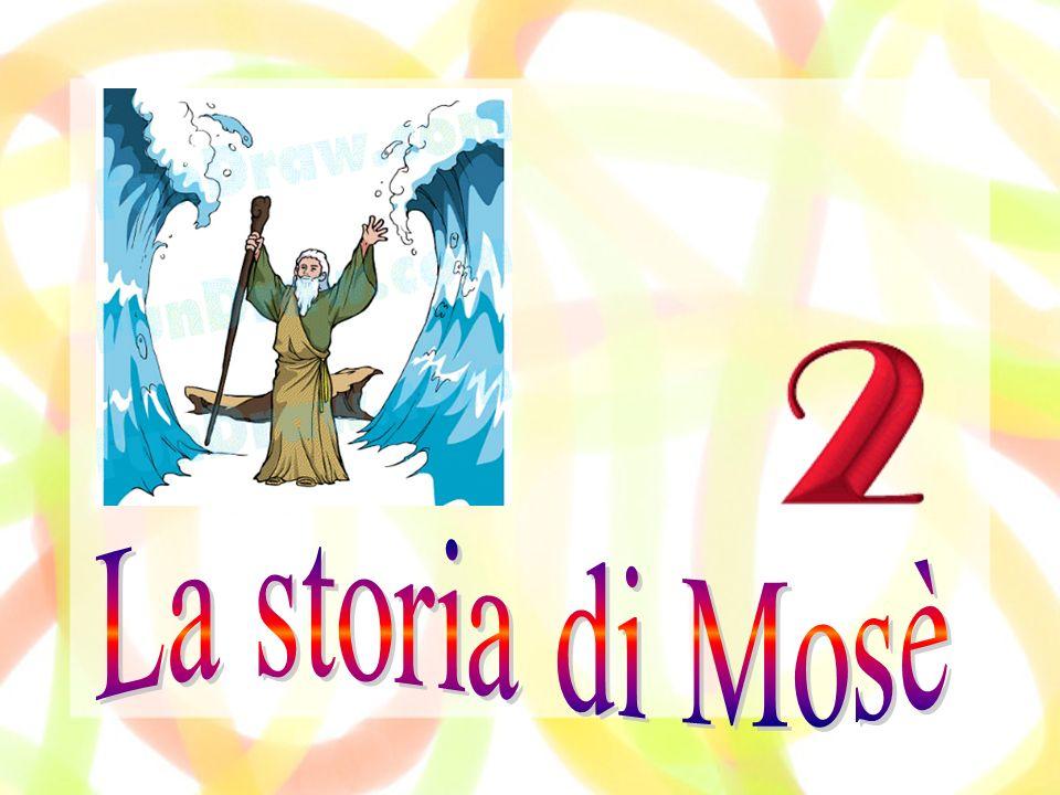 La storia di Mosè