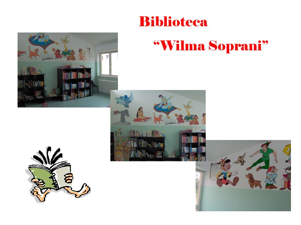 Biblioteca Wilma Soprani