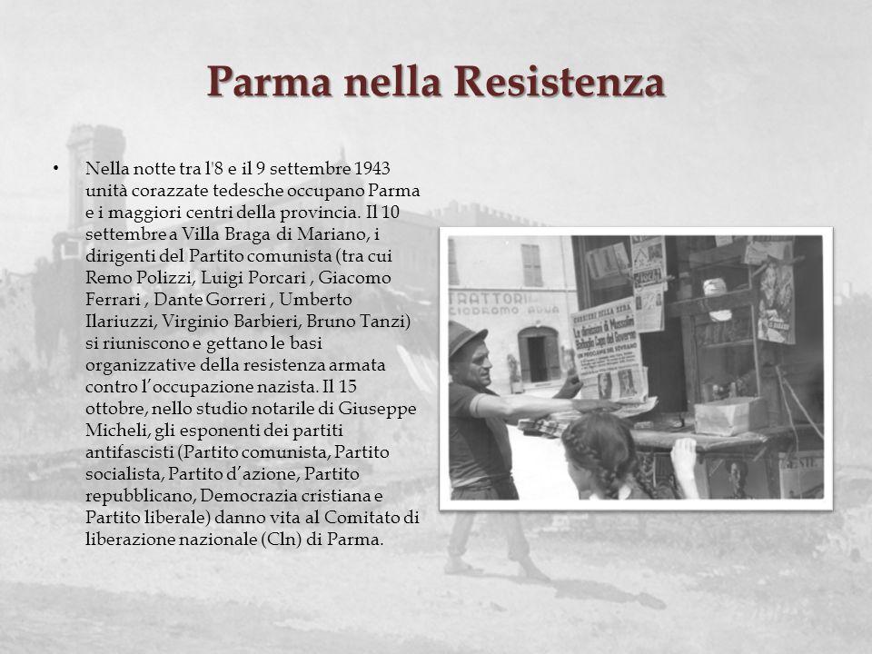Parma nella Resistenza