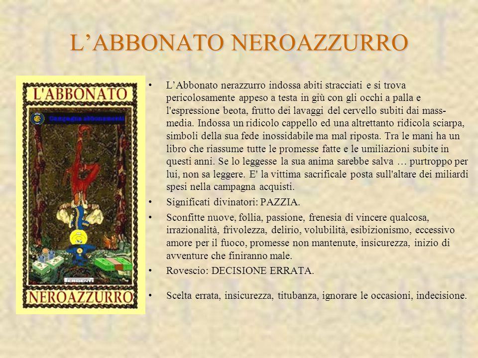 L'ABBONATO NEROAZZURRO