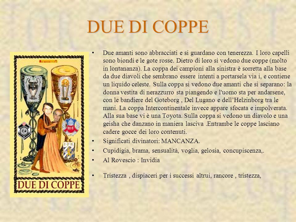 DUE DI COPPE