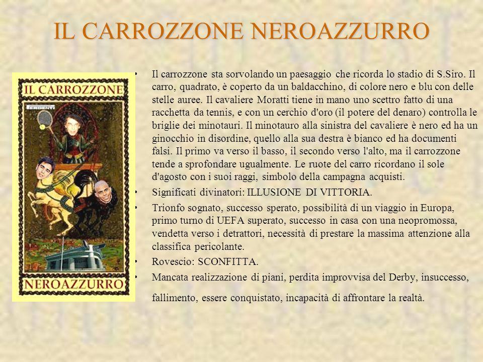 IL CARROZZONE NEROAZZURRO