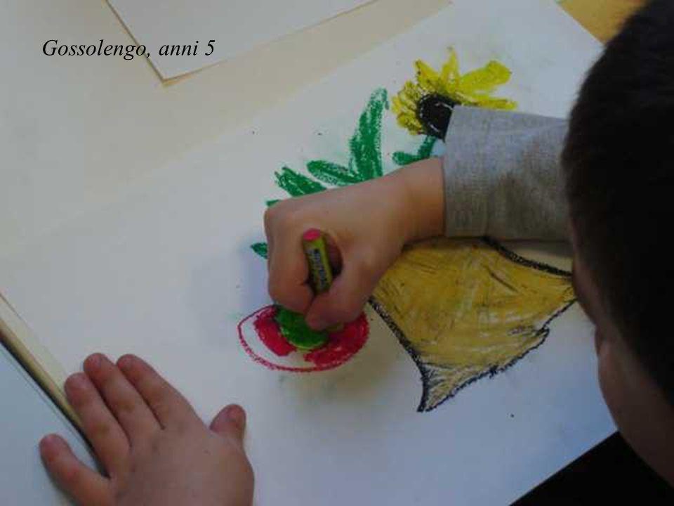 Gossolengo, anni 5