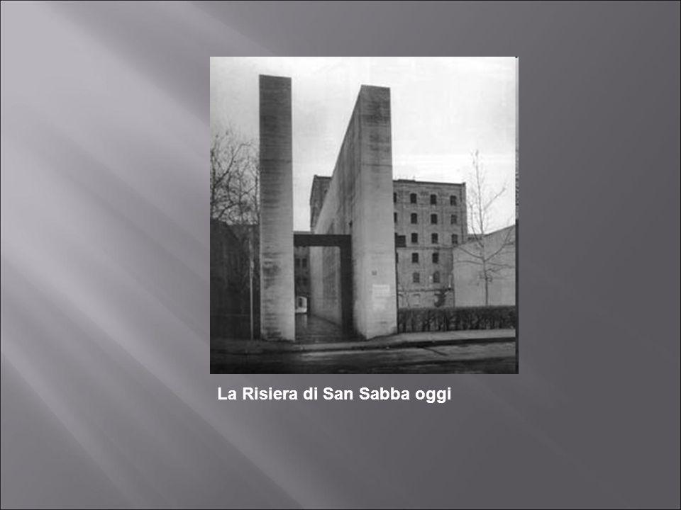 La Risiera di San Sabba oggi