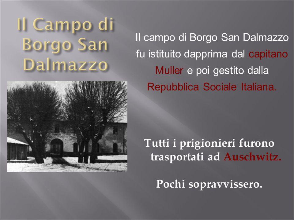 Il Campo di Borgo San Dalmazzo