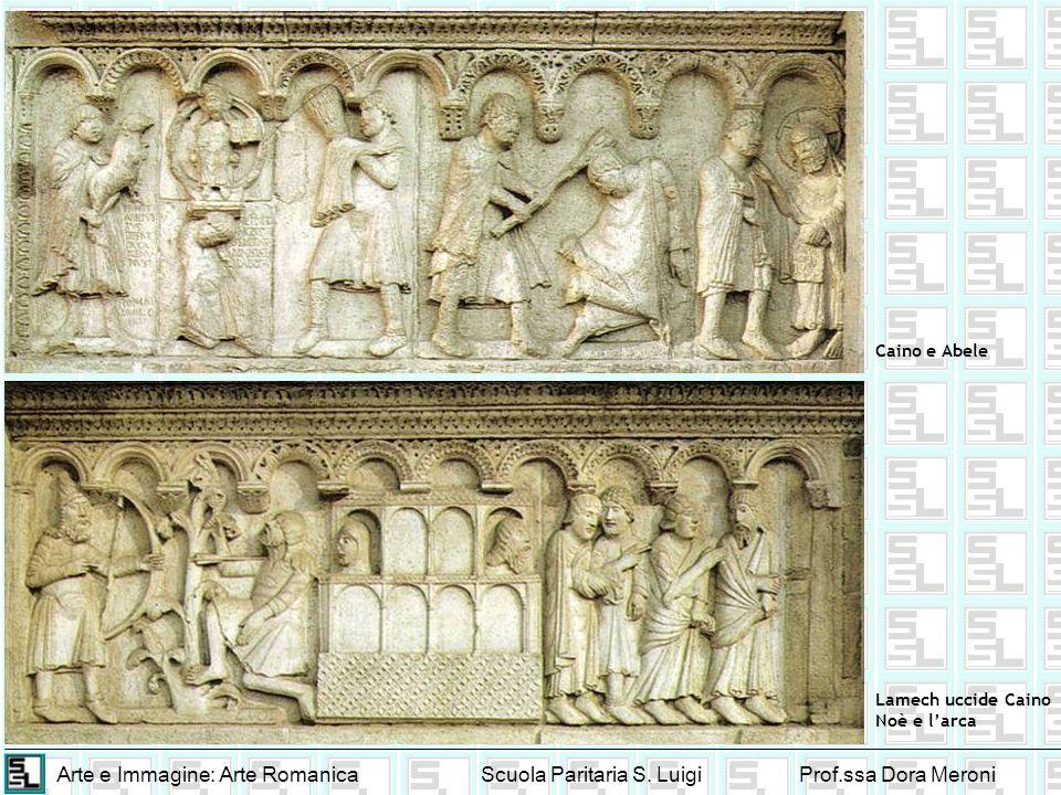 Arte e Immagine: Arte Romanica Scuola Paritaria S. Luigi
