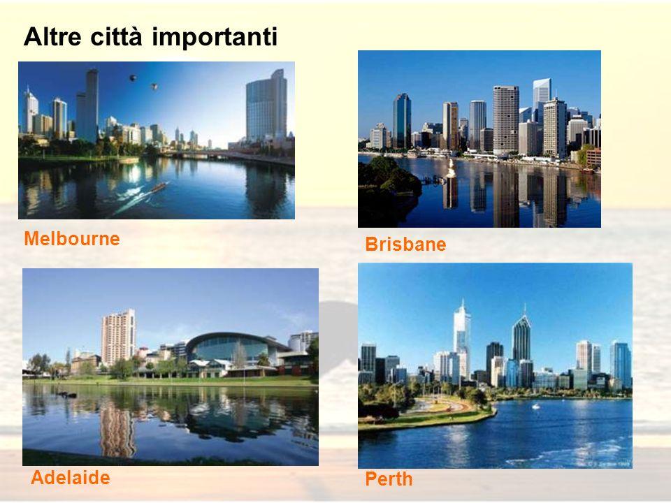 Altre città importanti