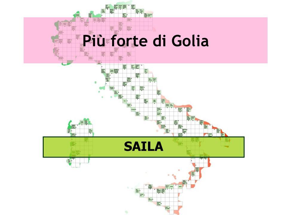 Più forte di Golia SAILA
