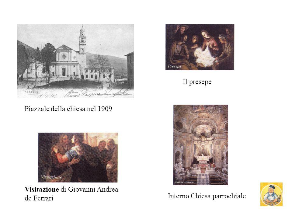 Interno Chiesa parrochiale