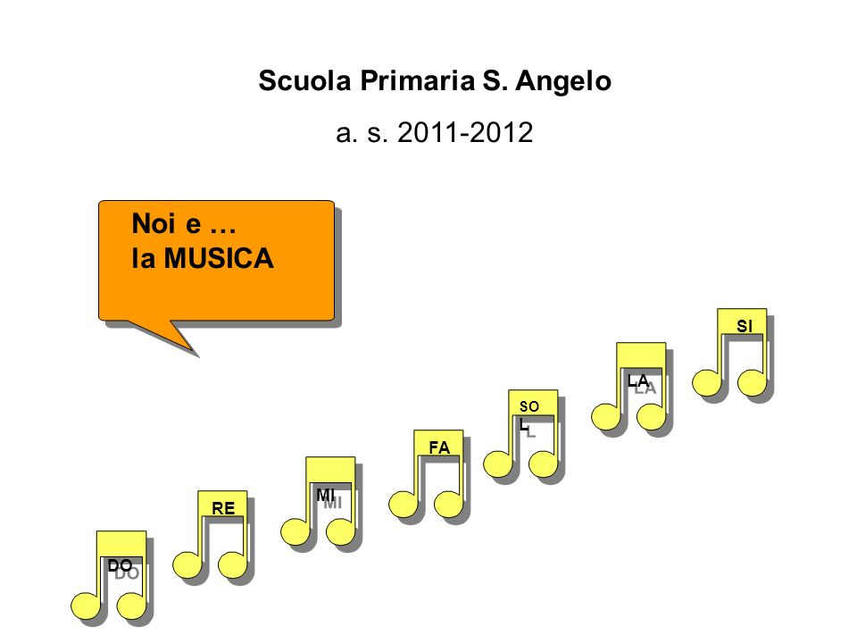Scuola Primaria S. Angelo